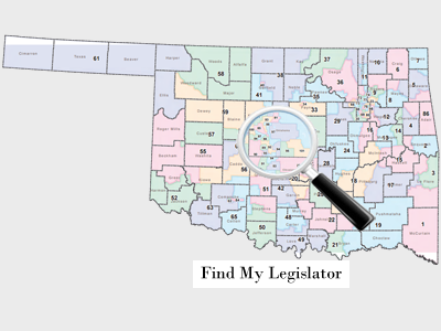 Image for Find My Legislator